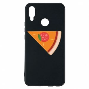Phone case for Huawei P Smart Plus Baby pizza