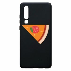 Phone case for Huawei P30 Baby pizza - PrintSalon
