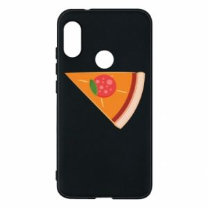 Phone case for Mi A2 Lite Baby pizza