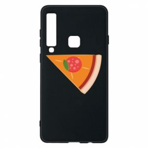 Phone case for Samsung A9 2018 Baby pizza - PrintSalon