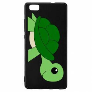 Etui na Huawei P 8 Lite Baby turtle