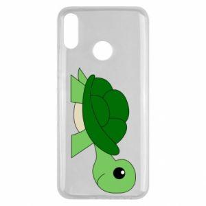 Etui na Huawei Y9 2019 Baby turtle