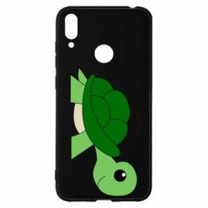 Etui na Huawei Y7 2019 Baby turtle