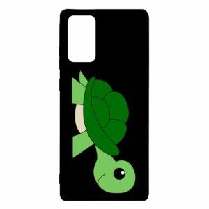 Etui na Samsung Note 20 Baby turtle