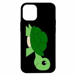 Etui na iPhone 12 Mini Baby turtle