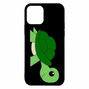 Etui na iPhone 12/12 Pro Baby turtle