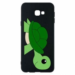 Etui na Samsung J4 Plus 2018 Baby turtle