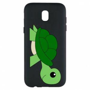 Etui na Samsung J5 2017 Baby turtle