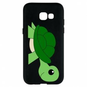 Etui na Samsung A5 2017 Baby turtle