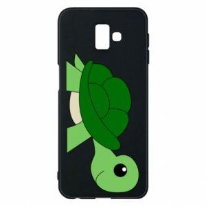 Etui na Samsung J6 Plus 2018 Baby turtle