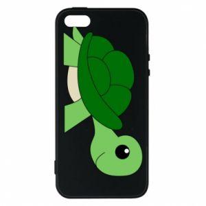 Etui na iPhone 5/5S/SE Baby turtle