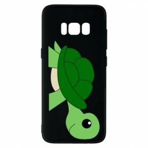 Etui na Samsung S8 Baby turtle