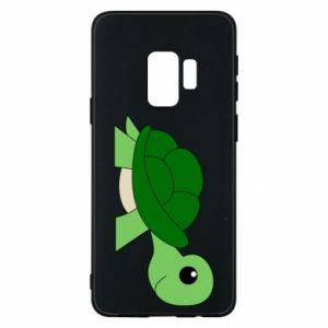 Etui na Samsung S9 Baby turtle