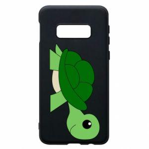 Etui na Samsung S10e Baby turtle
