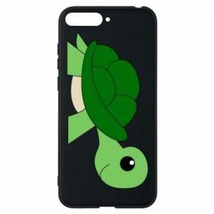 Etui na Huawei Y6 2018 Baby turtle