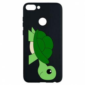 Etui na Huawei P Smart Baby turtle