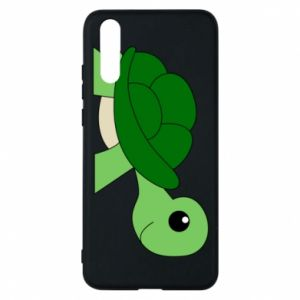 Etui na Huawei P20 Baby turtle