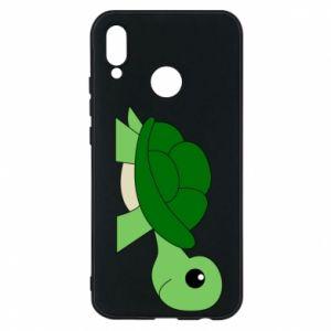 Etui na Huawei P20 Lite Baby turtle