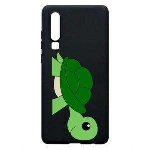 Etui na Huawei P30 Baby turtle