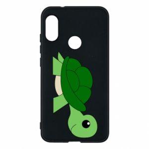 Etui na Mi A2 Lite Baby turtle