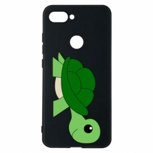 Etui na Xiaomi Mi8 Lite Baby turtle