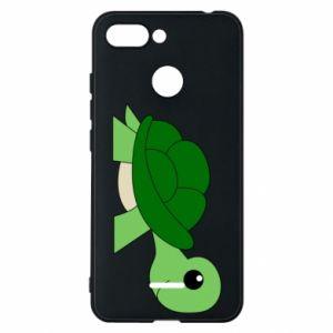 Etui na Xiaomi Redmi 6 Baby turtle