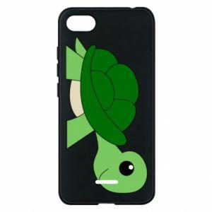 Etui na Xiaomi Redmi 6A Baby turtle