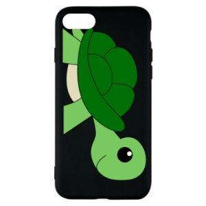 Etui na iPhone 7 Baby turtle