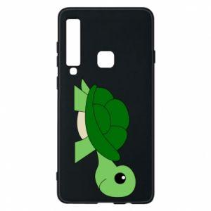 Etui na Samsung A9 2018 Baby turtle