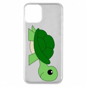 Etui na iPhone 11 Baby turtle