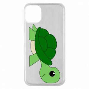 Etui na iPhone 11 Pro Baby turtle