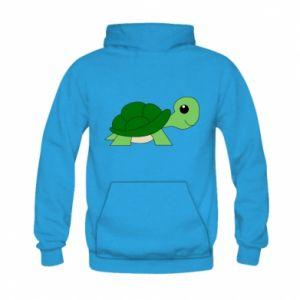Bluza z kapturem dziecięca Baby turtle