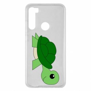Etui na Xiaomi Redmi Note 8 Baby turtle