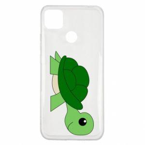 Etui na Xiaomi Redmi 9c Baby turtle