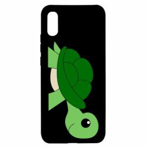 Etui na Xiaomi Redmi 9a Baby turtle