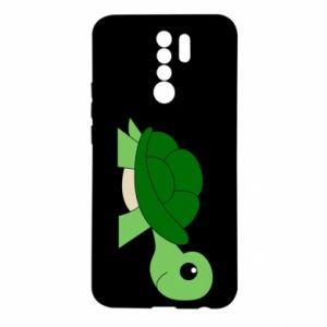 Etui na Xiaomi Redmi 9 Baby turtle