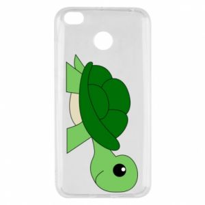 Etui na Xiaomi Redmi 4X Baby turtle