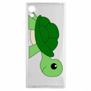 Etui na Sony Xperia XA1 Baby turtle