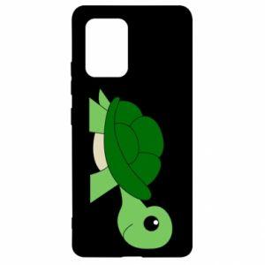 Etui na Samsung S10 Lite Baby turtle