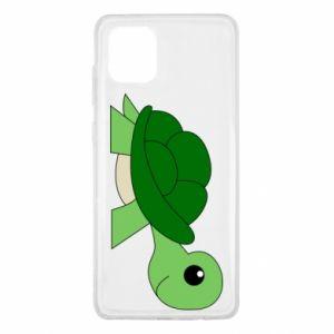 Etui na Samsung Note 10 Lite Baby turtle