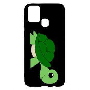 Etui na Samsung M31 Baby turtle