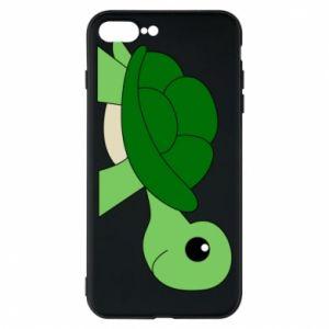 Etui na iPhone 8 Plus Baby turtle