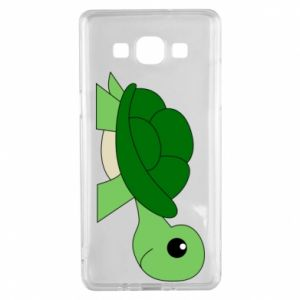 Etui na Samsung A5 2015 Baby turtle