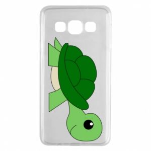 Etui na Samsung A3 2015 Baby turtle