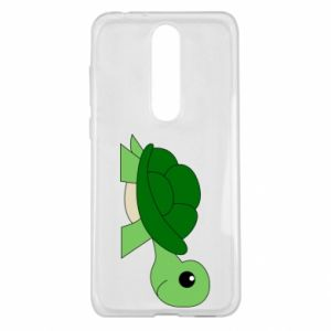 Etui na Nokia 5.1 Plus Baby turtle