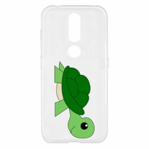 Etui na Nokia 4.2 Baby turtle