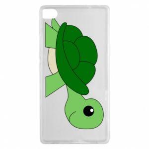 Etui na Huawei P8 Baby turtle