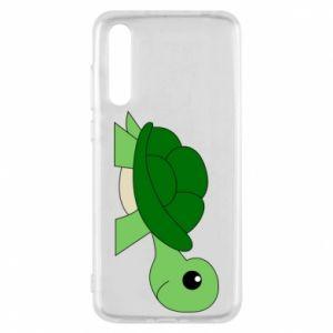 Etui na Huawei P20 Pro Baby turtle