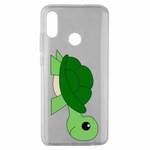 Etui na Huawei Honor 10 Lite Baby turtle