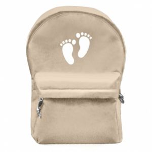 Backpack with front pocket Baby